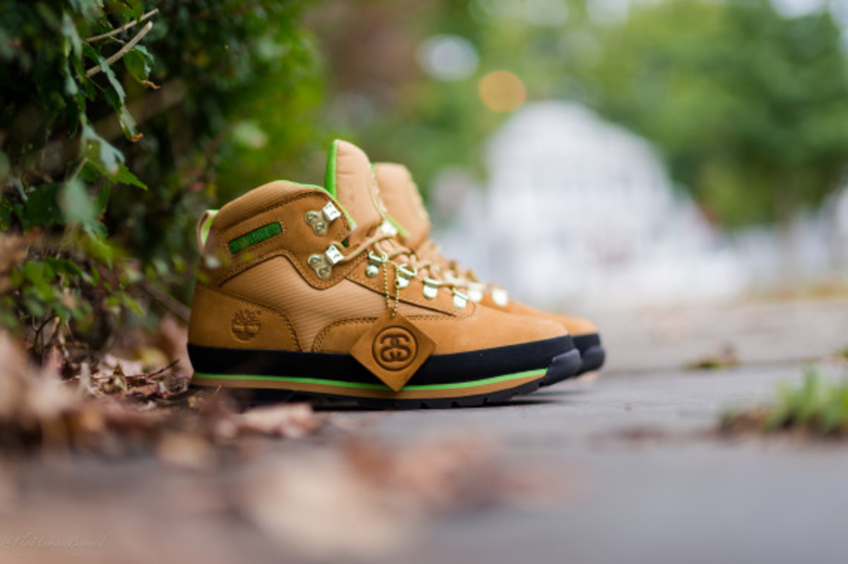 Stussy for Timberland – Euro Hiker Boots | Available Now - 8