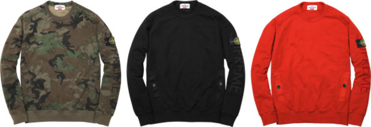 Supreme x Stone Island – Fall/Winter 2014 Collection | Available Now - 27