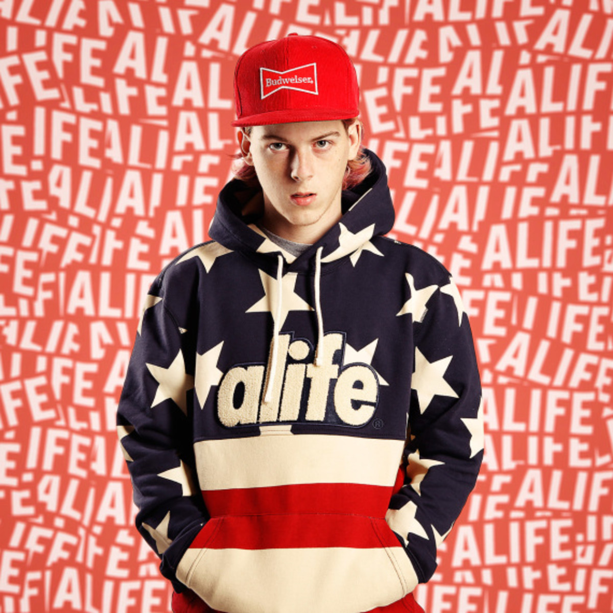 ALIFE - Holiday 2014 Collection Lookbook - 0