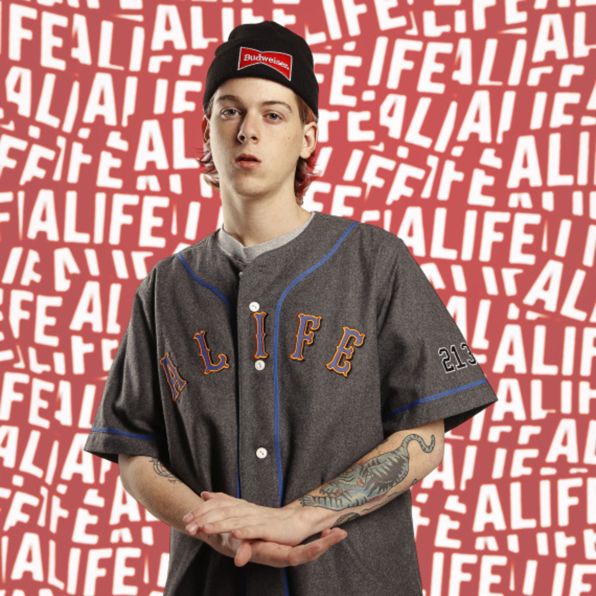 ALIFE - Holiday 2014 Collection Lookbook - 4