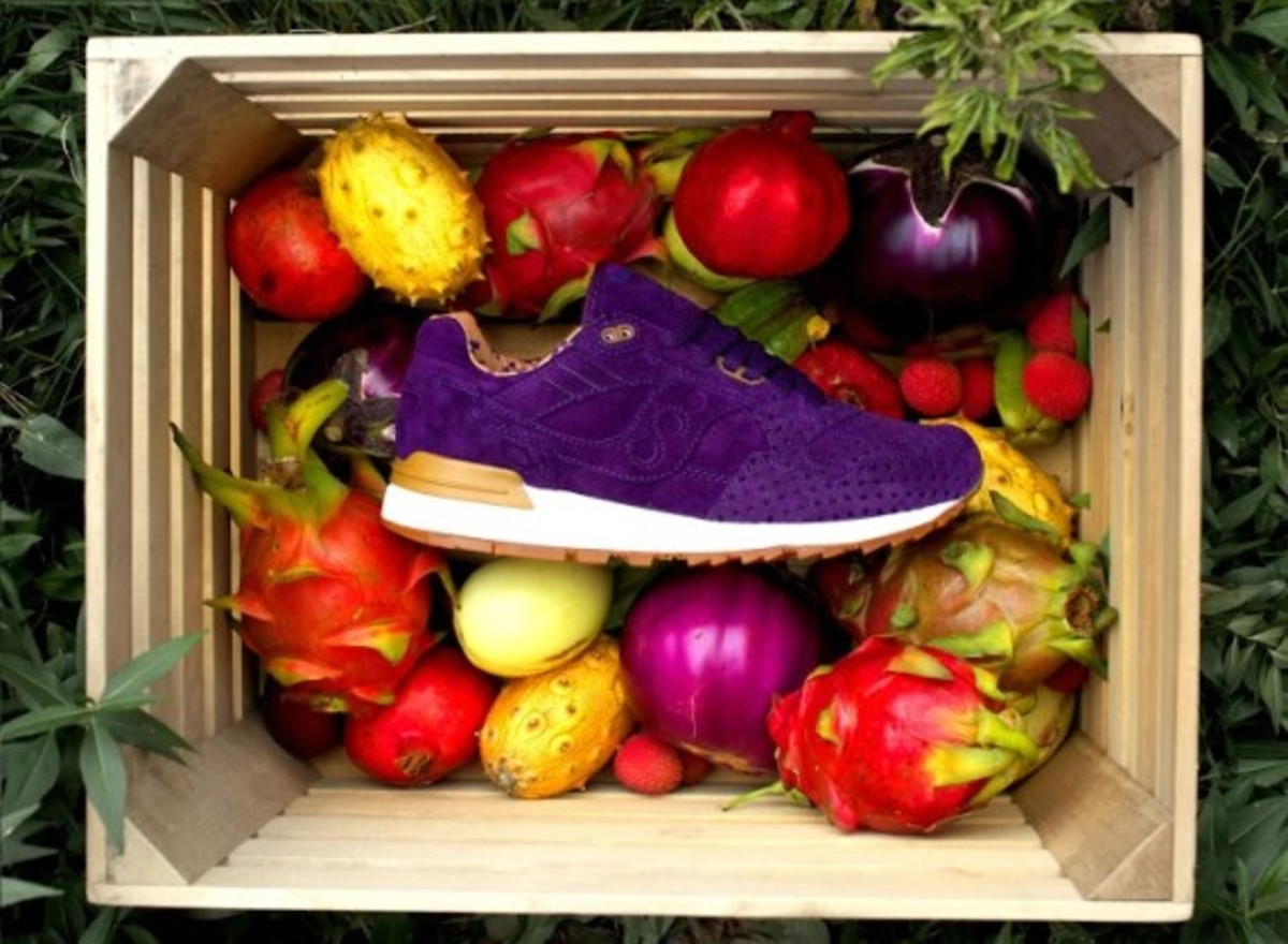 """Play Cloths x Saucony Shadow 5000 """"Strange Fruit"""" Pack - 2"""