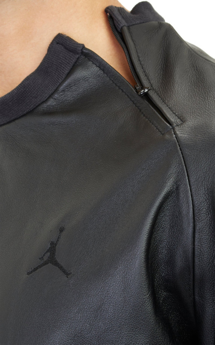 Jordan Brand x Russell Westbrook for Barneys New York - Black Leather Collection - 10