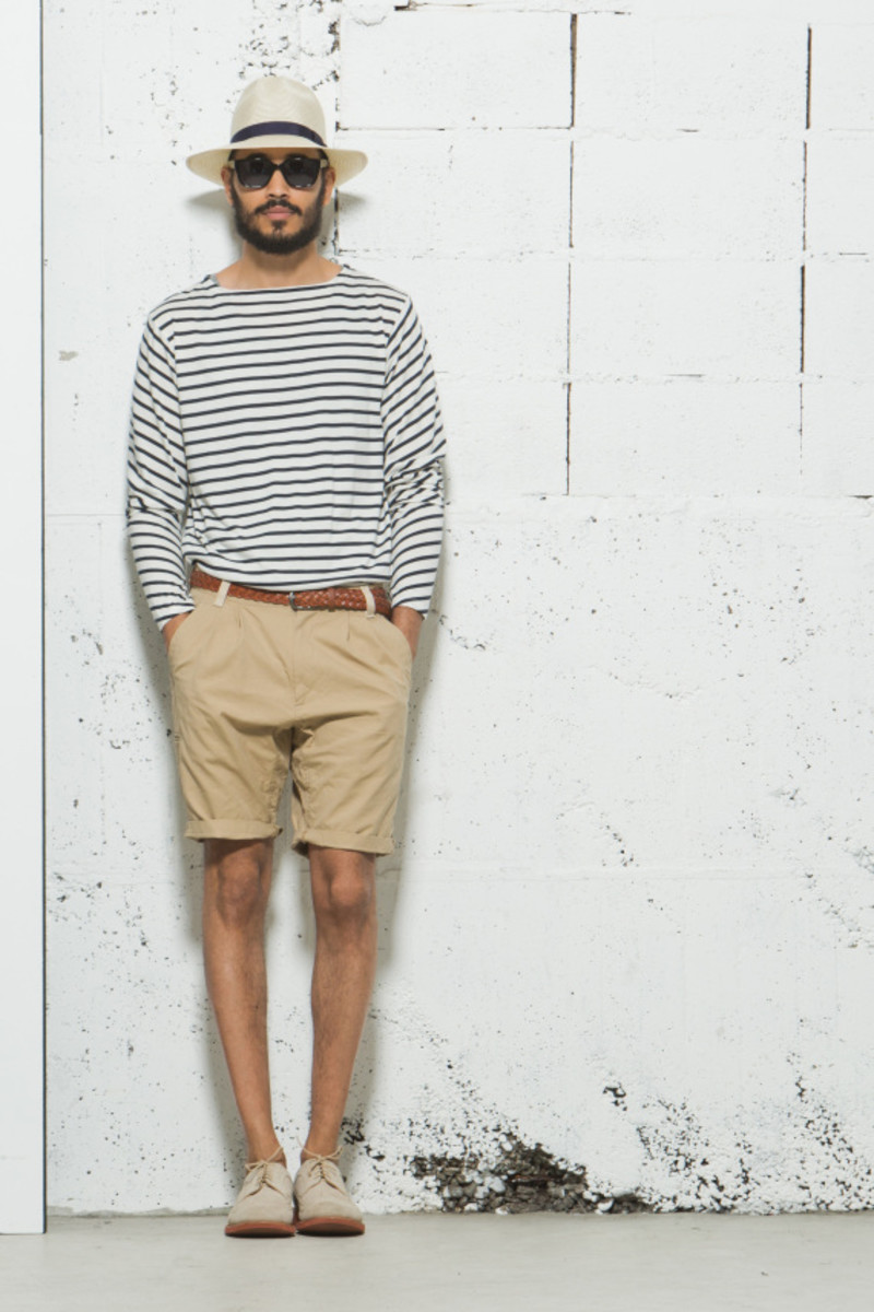 The Fourness by Kazuki Kuraishi – Spring/Summer 2015 Collection Lookbook - 5