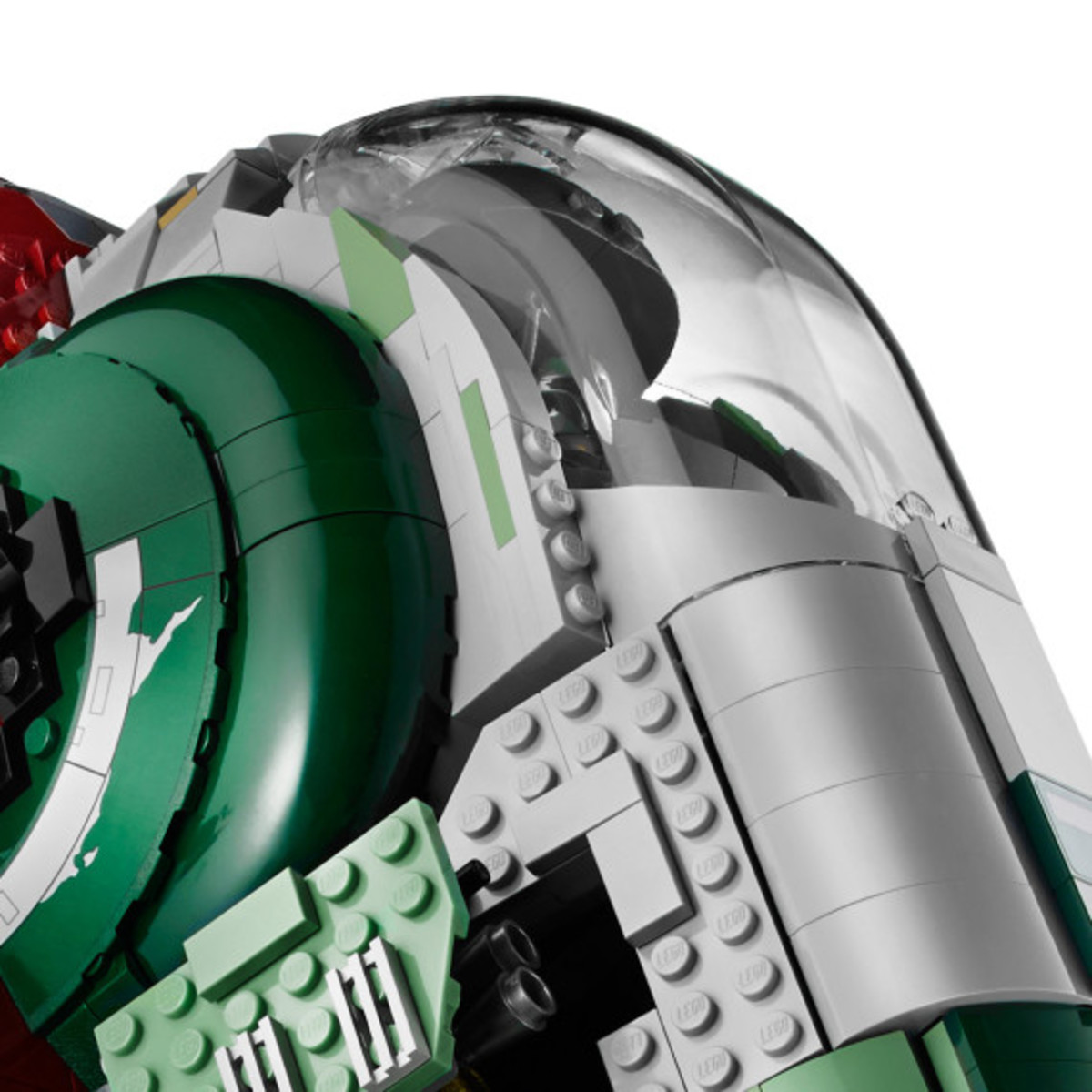 Star Wars x LEGO Ultimate Collector's Series: Boba Fett's Slave I Kit | Release Info - 22