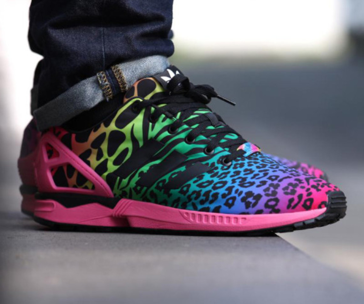 sella Scoraggiare Sedia a sdraio  Italia Independent x adidas ZX Flux - Multicolor | Available Now -  Freshness Mag