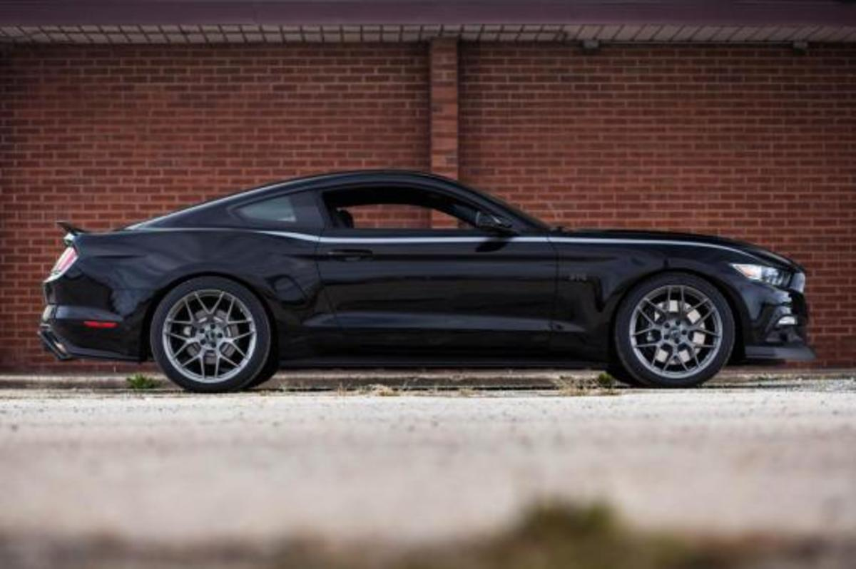 2015 Ford Mustang RTR Tuned to 725HP - 6