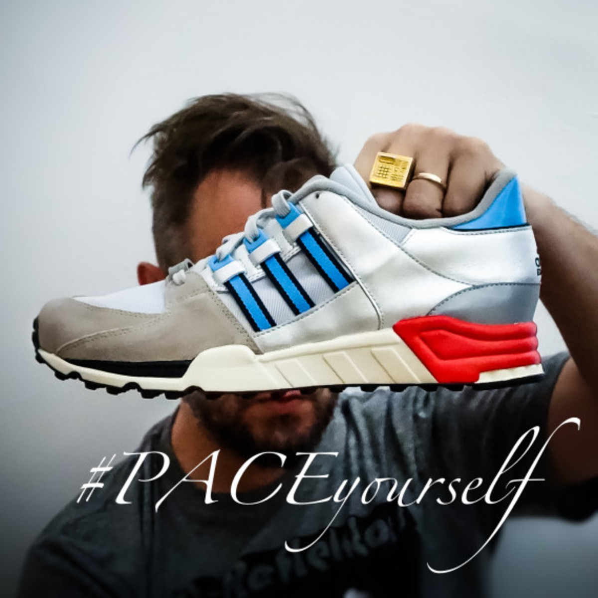 "Packer Shoes x adidas Originals EQT Running Support 93 ""Micropacer"" - #PaceYourself Campaign - 6"