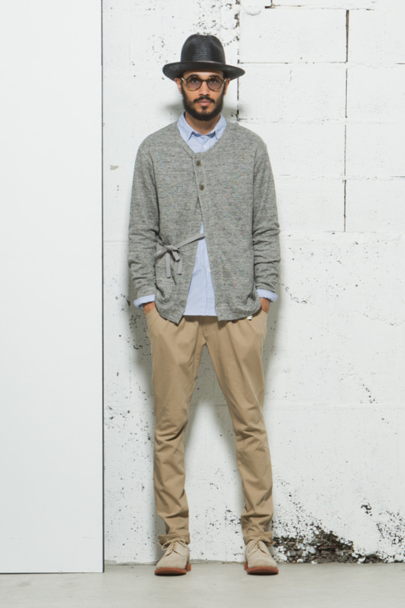 The Fourness by Kazuki Kuraishi – Spring/Summer 2015 Collection Lookbook - 12