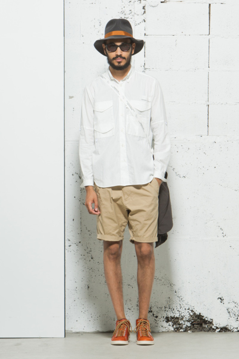 The Fourness by Kazuki Kuraishi – Spring/Summer 2015 Collection Lookbook - 14
