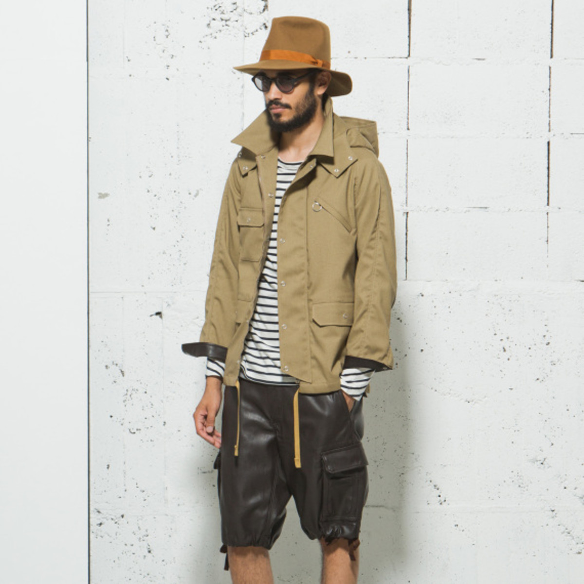 The Fourness by Kazuki Kuraishi – Spring/Summer 2015 Collection Lookbook - 0