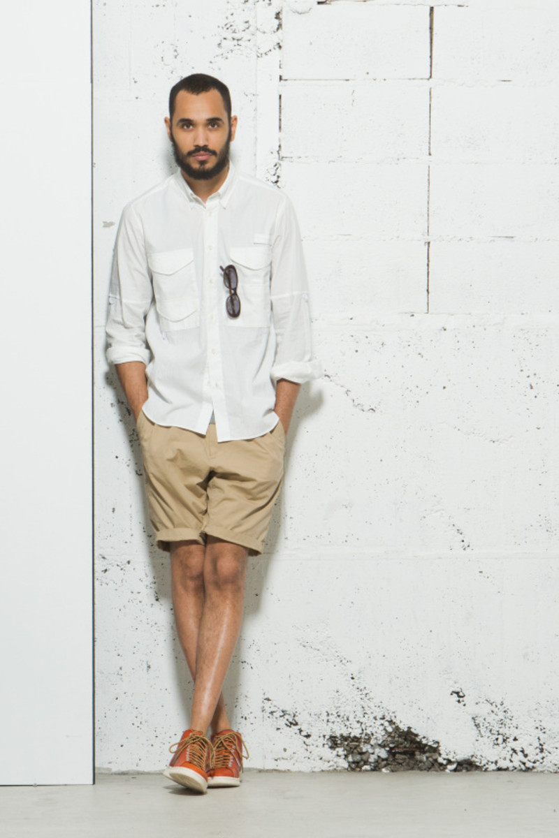 The Fourness by Kazuki Kuraishi – Spring/Summer 2015 Collection Lookbook - 1