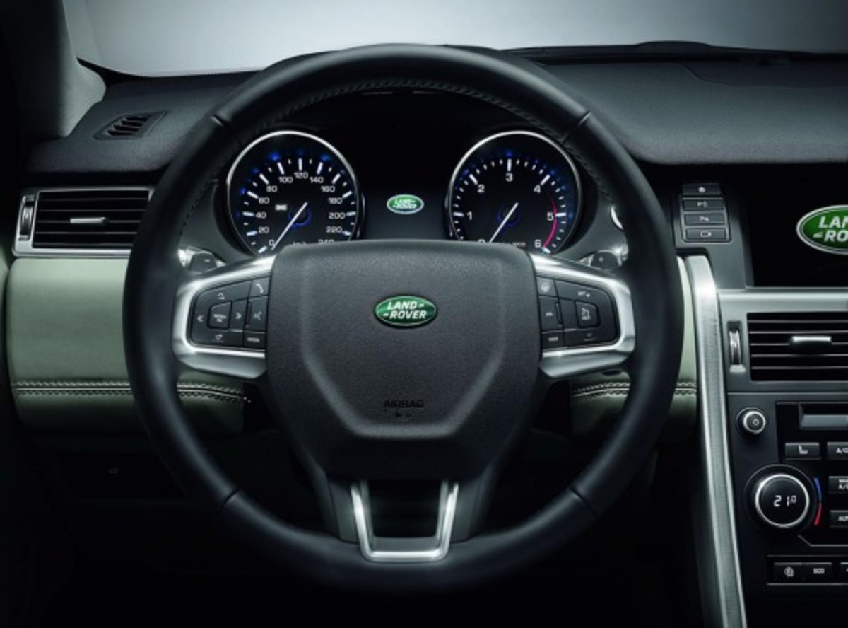 2015 Land Rover Discovery Sport - Officially Unveiled - 6