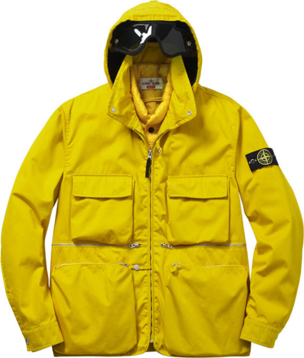 Supreme x Stone Island – Fall/Winter 2014 Collection | Available Now - 5