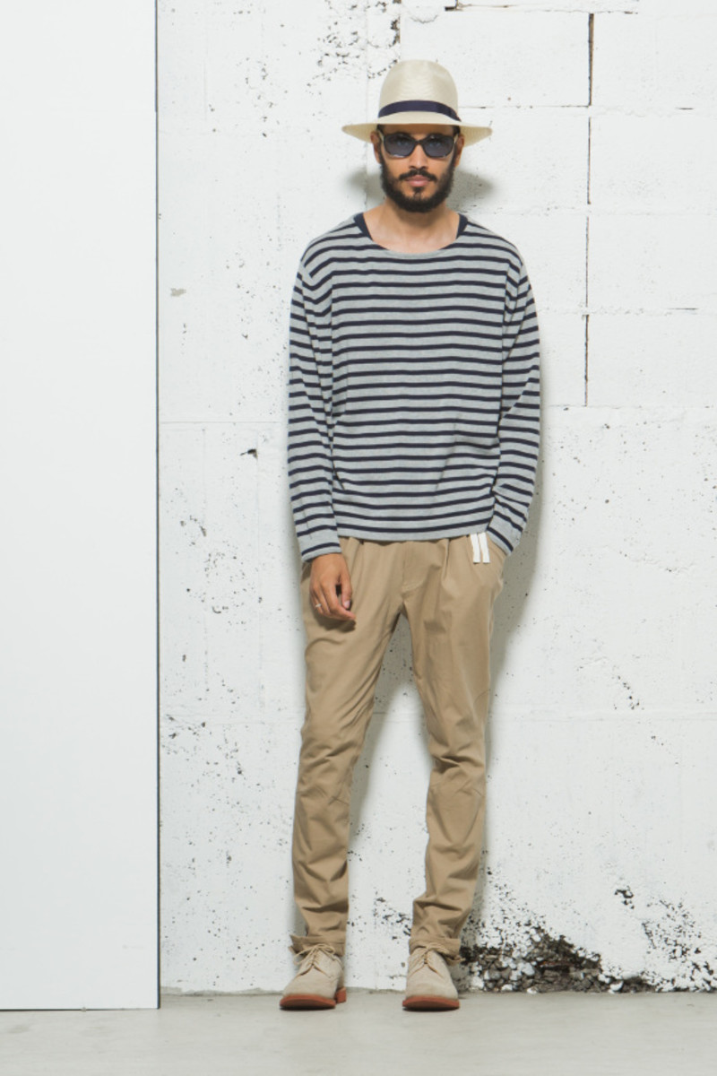 The Fourness by Kazuki Kuraishi – Spring/Summer 2015 Collection Lookbook - 10
