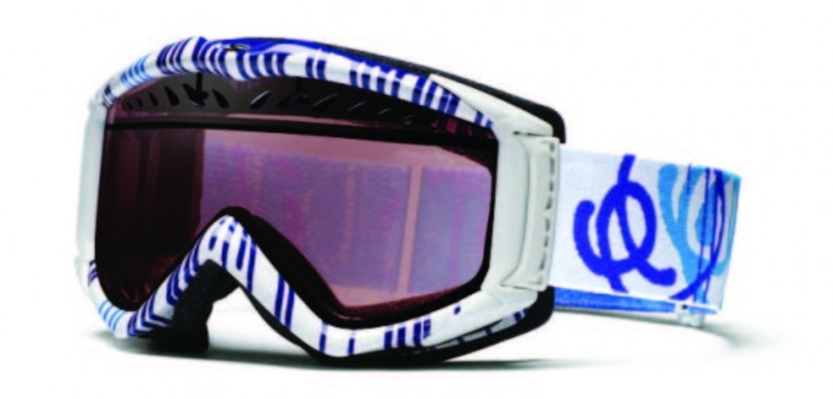 Smith x KRINK - Smith EXCLUSIVO Collection - Fuse Goggle with Dye