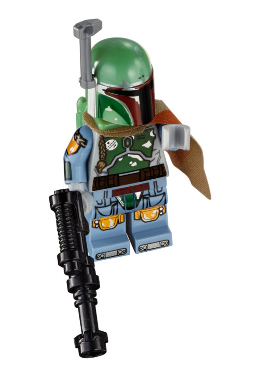 Star Wars x LEGO Ultimate Collector's Series: Boba Fett's Slave I Kit | Release Info - 28