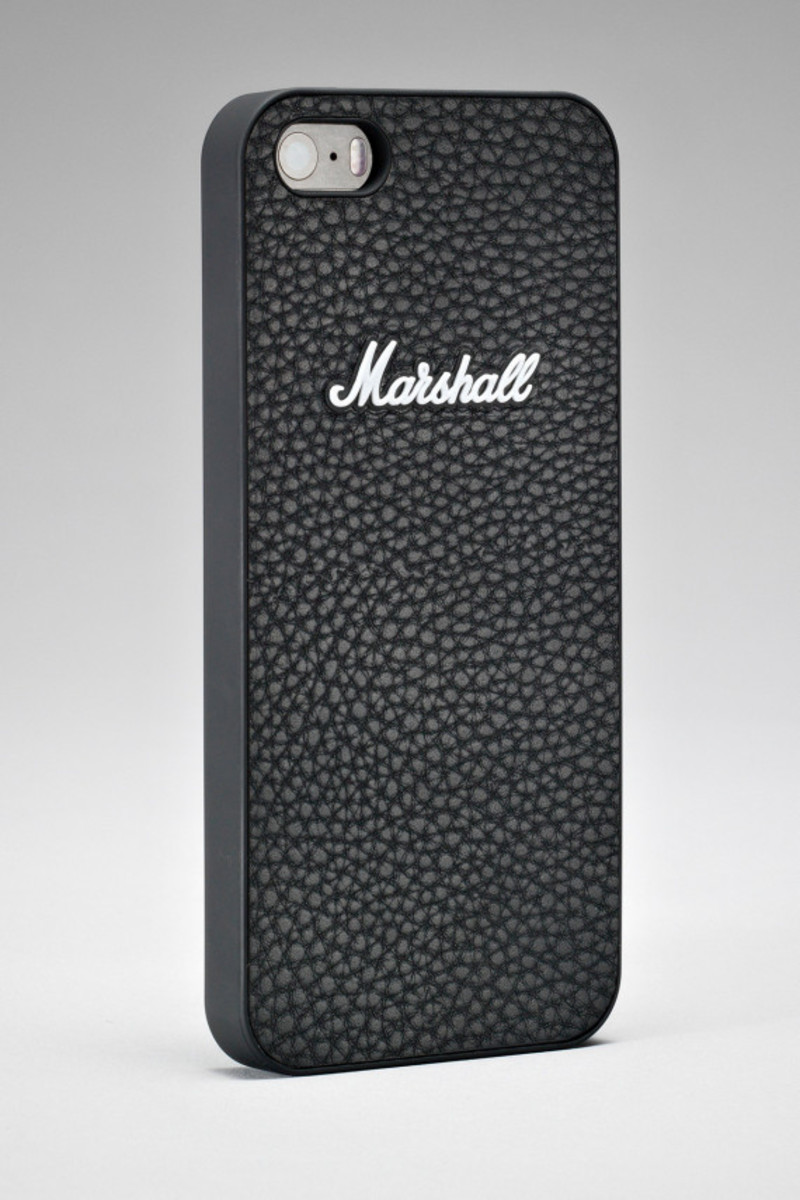 Marshall Phone Case - For Apple iPhone 5/5S & Samsung Galaxy S4 - 8