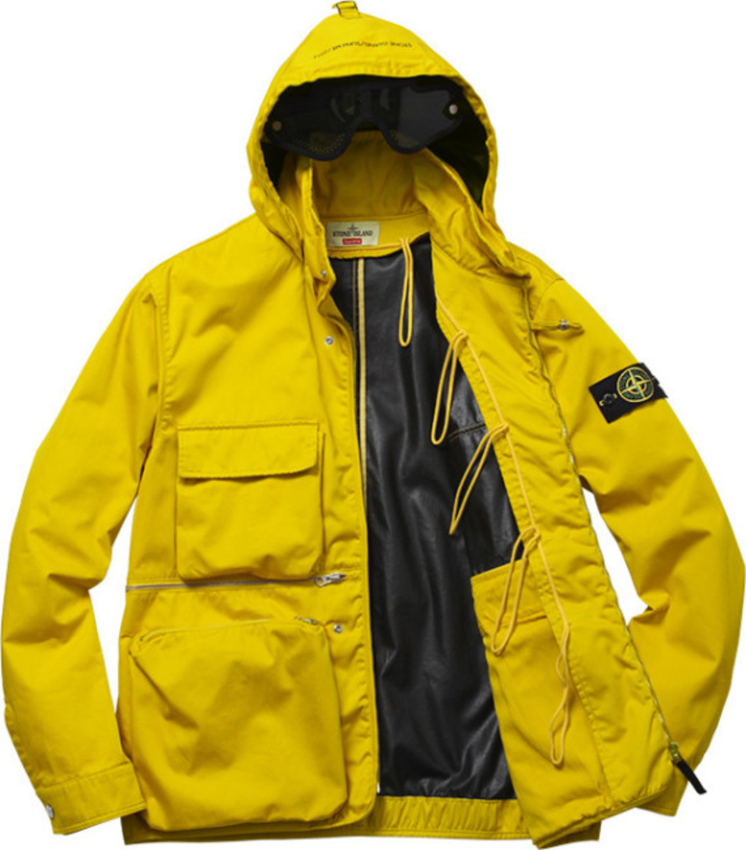 Supreme x Stone Island – Fall/Winter 2014 Collection | Available Now - 7