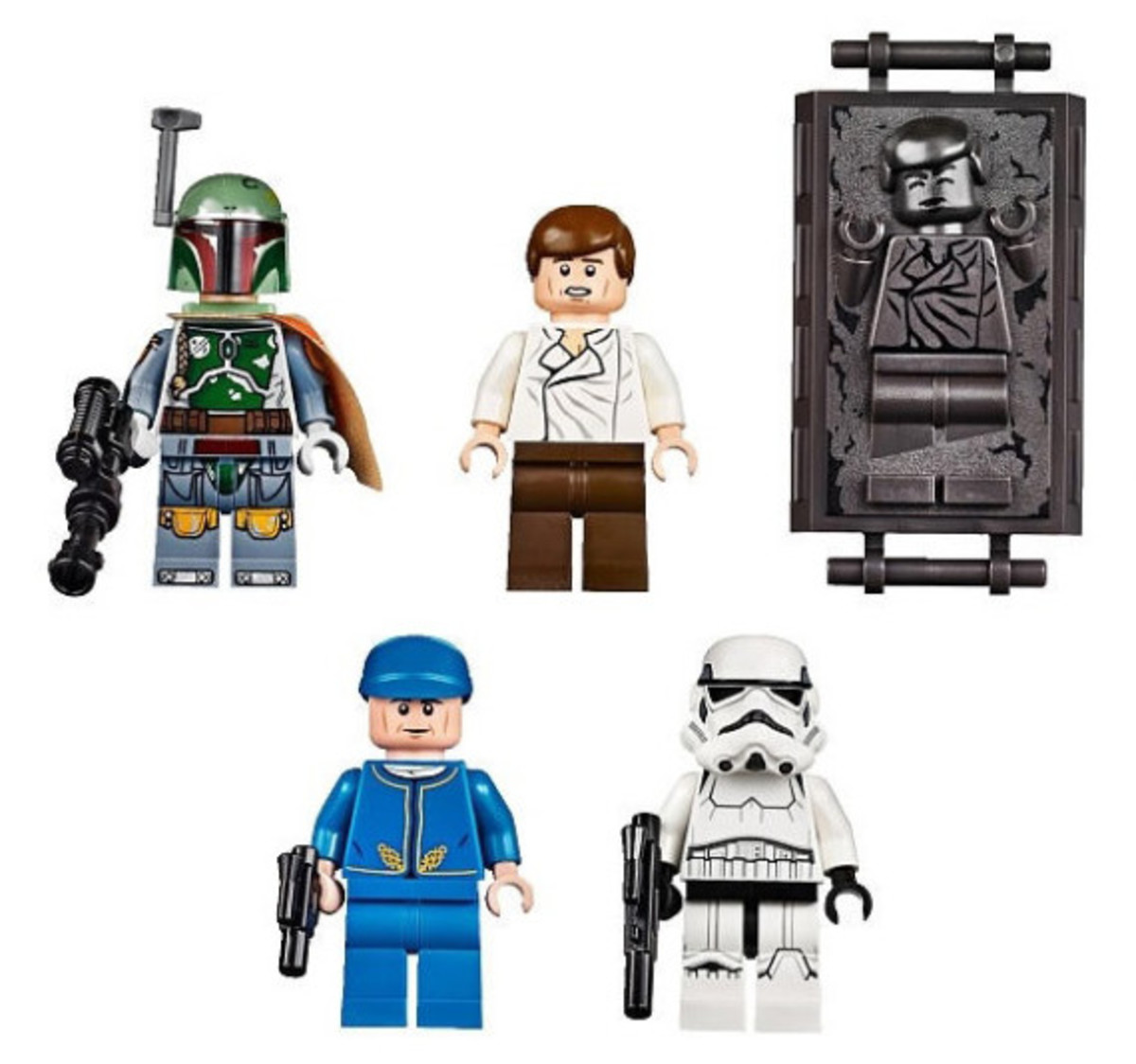 Star Wars x LEGO Ultimate Collector's Series: Boba Fett's Slave I Kit   Release Info - 27