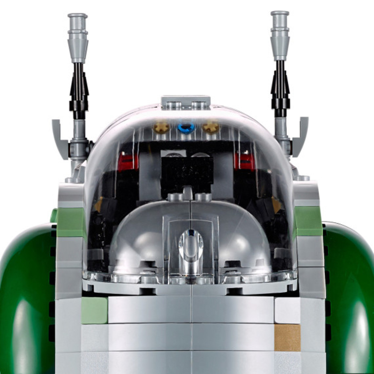 Star Wars x LEGO Ultimate Collector's Series: Boba Fett's Slave I Kit | Release Info - 6