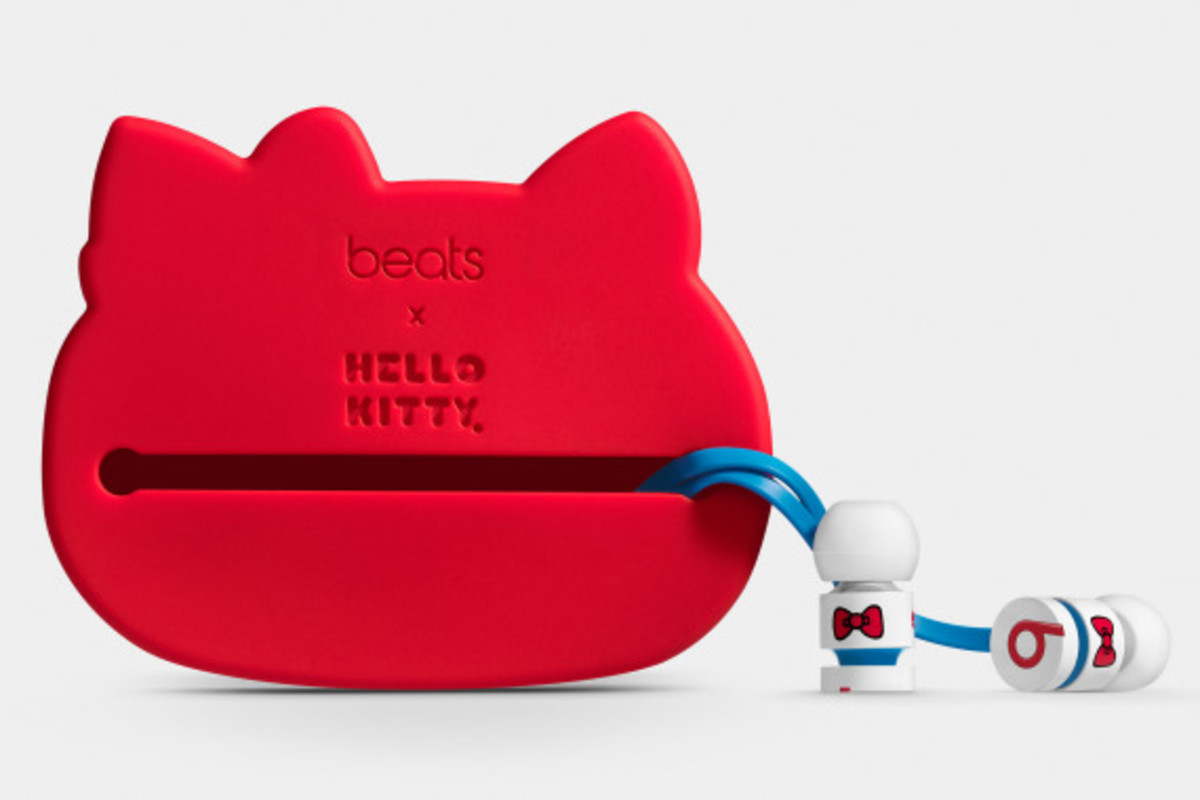Beats by Dr. Dre x Hello Kitty - 40th Anniversary urBeats Earphones - 3