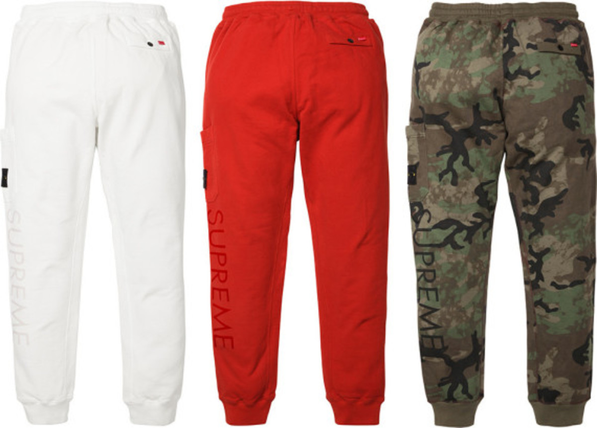 Supreme x Stone Island – Fall/Winter 2014 Collection | Available Now - 34