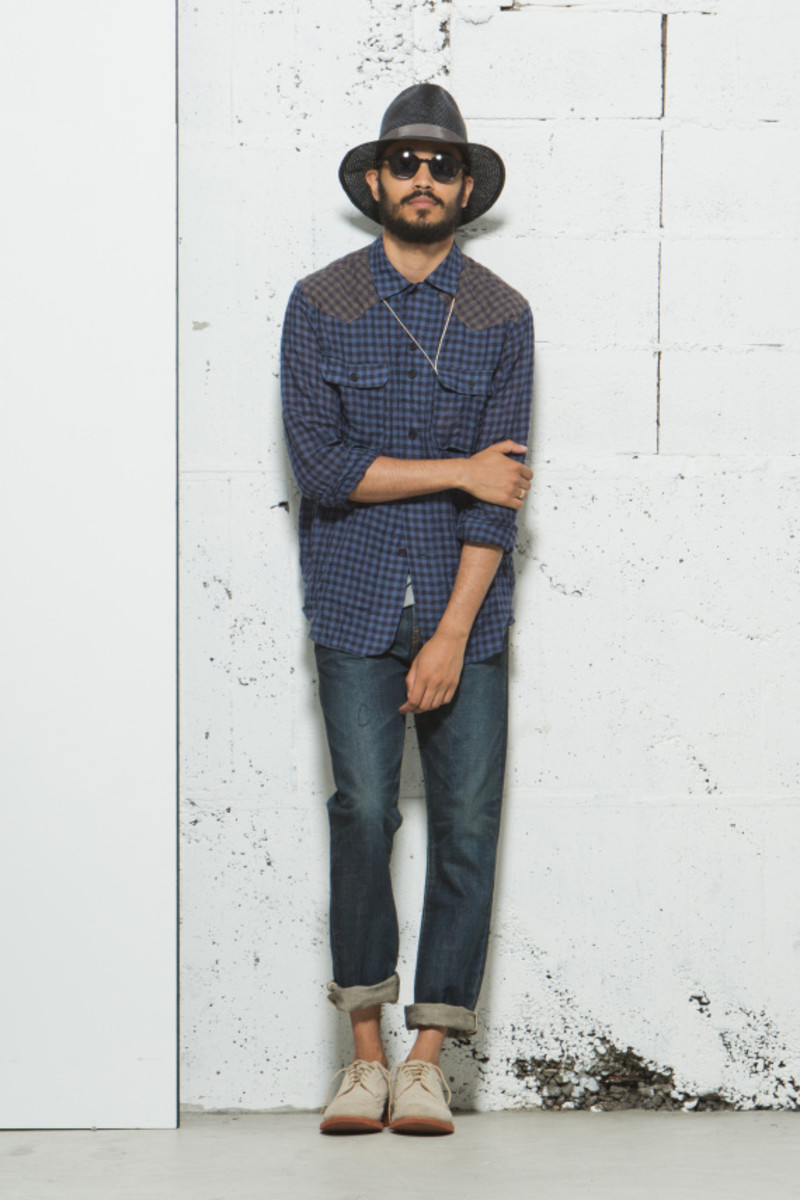 The Fourness by Kazuki Kuraishi – Spring/Summer 2015 Collection Lookbook - 19