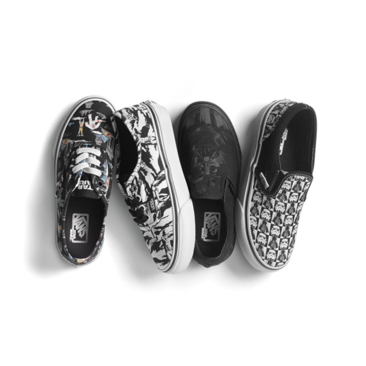 Star Wars x VANS – Holiday 2014 Collection - 7