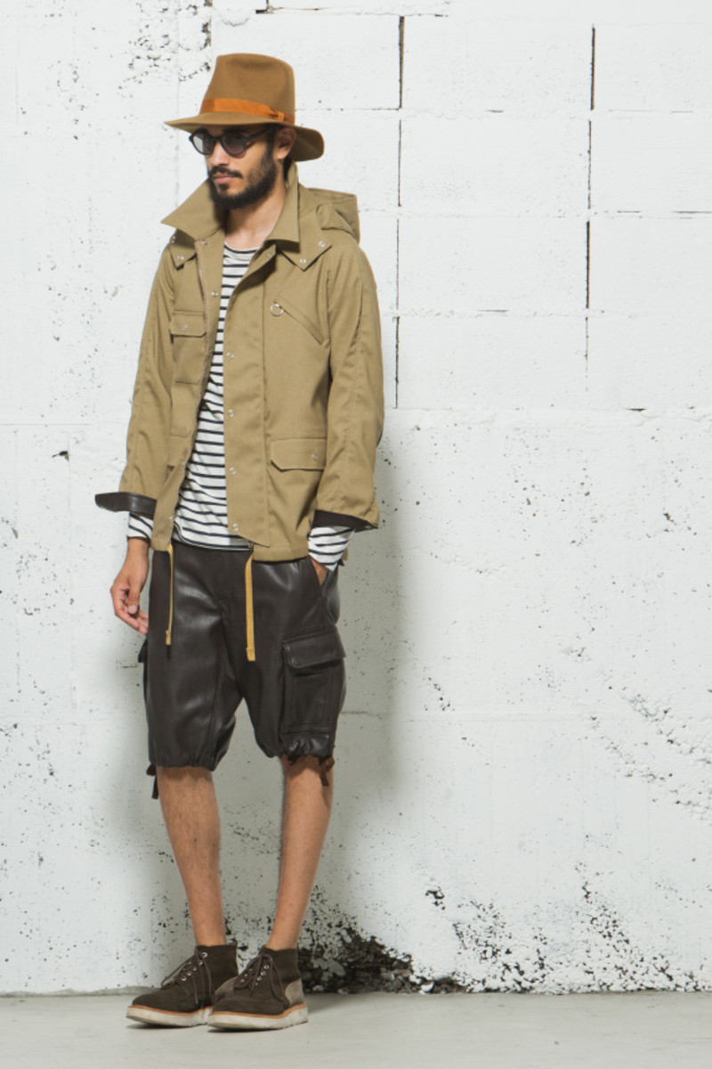The Fourness by Kazuki Kuraishi – Spring/Summer 2015 Collection Lookbook - 3