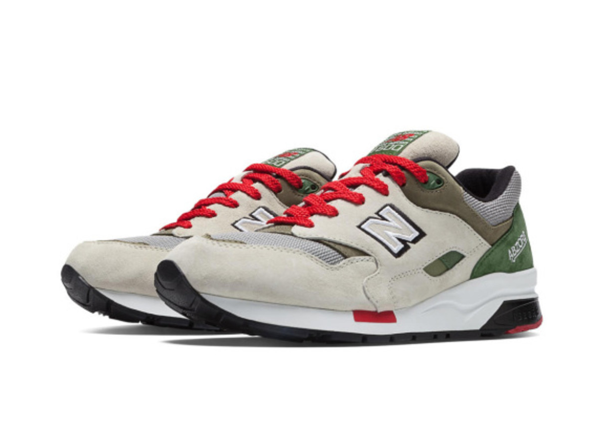 new balance 1600 elite edition