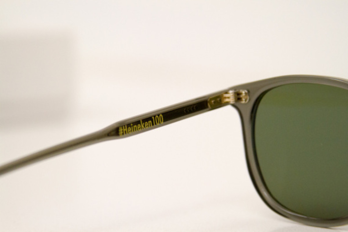 Heineken x Garrett Leight California Optical for #Heineken100 - 11