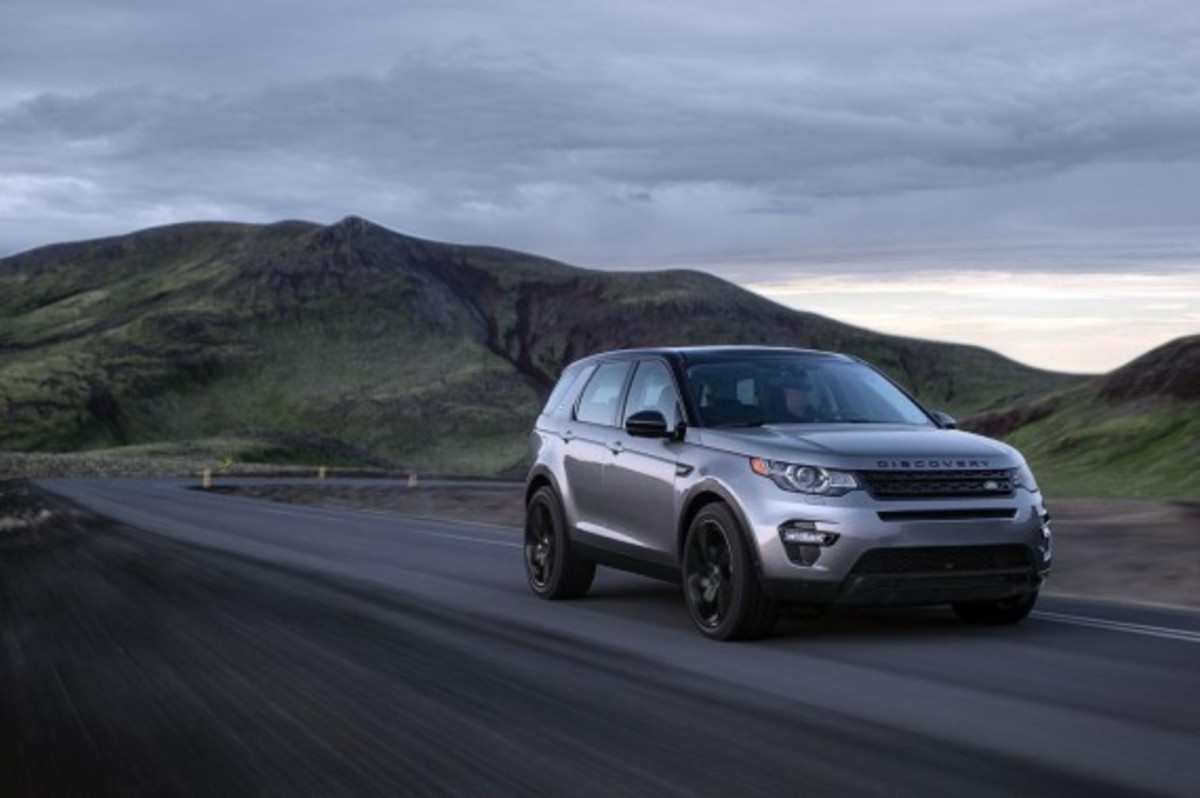 2015 Land Rover Discovery Sport - Officially Unveiled - 1
