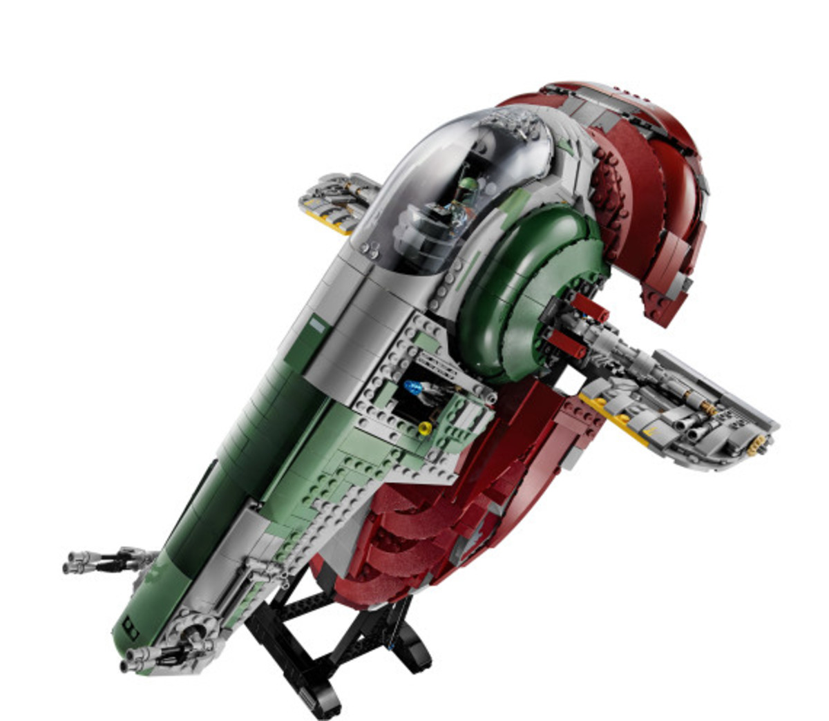 Star Wars x LEGO Ultimate Collector's Series: Boba Fett's Slave I Kit | Release Info - 23