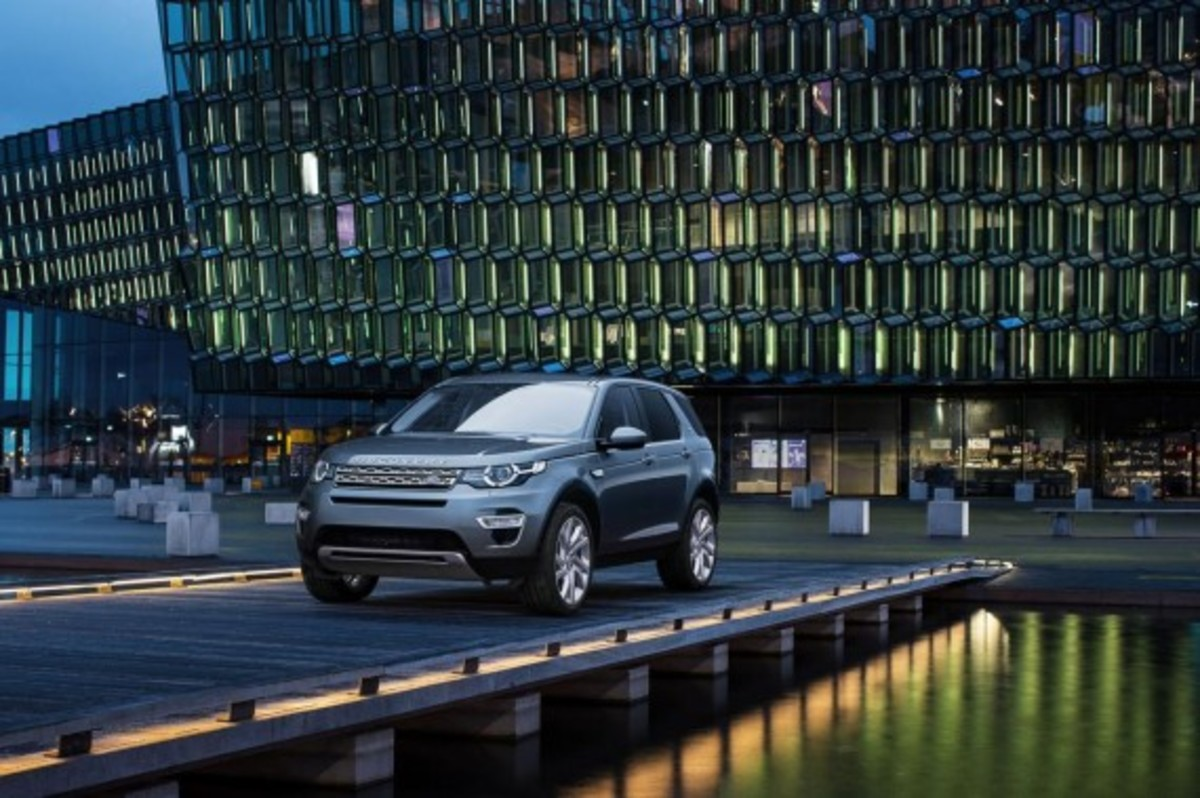 2015 Land Rover Discovery Sport - Officially Unveiled - 7
