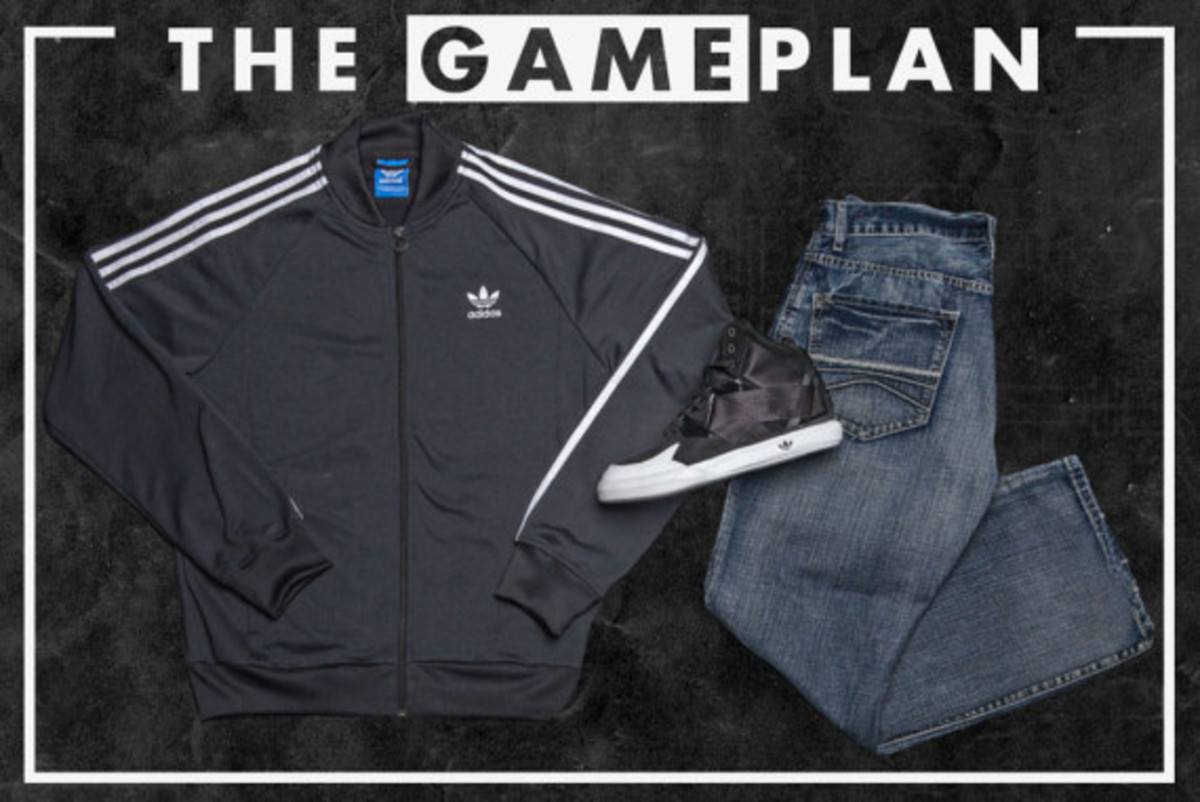The Game Plan by Champs Sports - adidas Originals C-10 Collection - 2