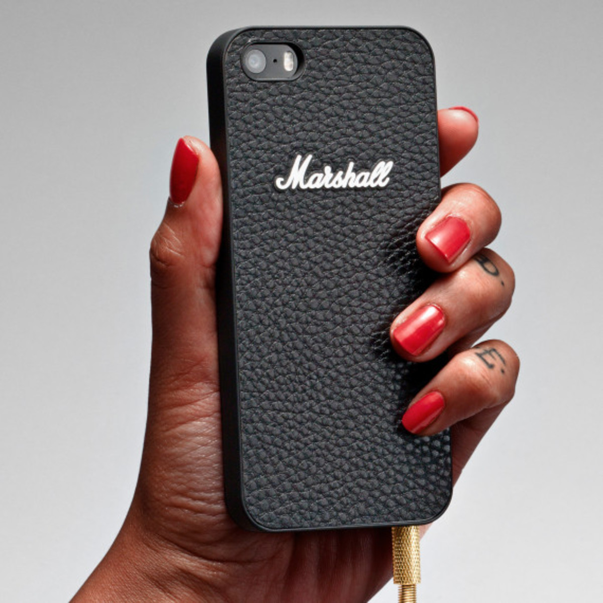 Marshall Phone Case - For Apple iPhone 5/5S & Samsung Galaxy S4 - 4