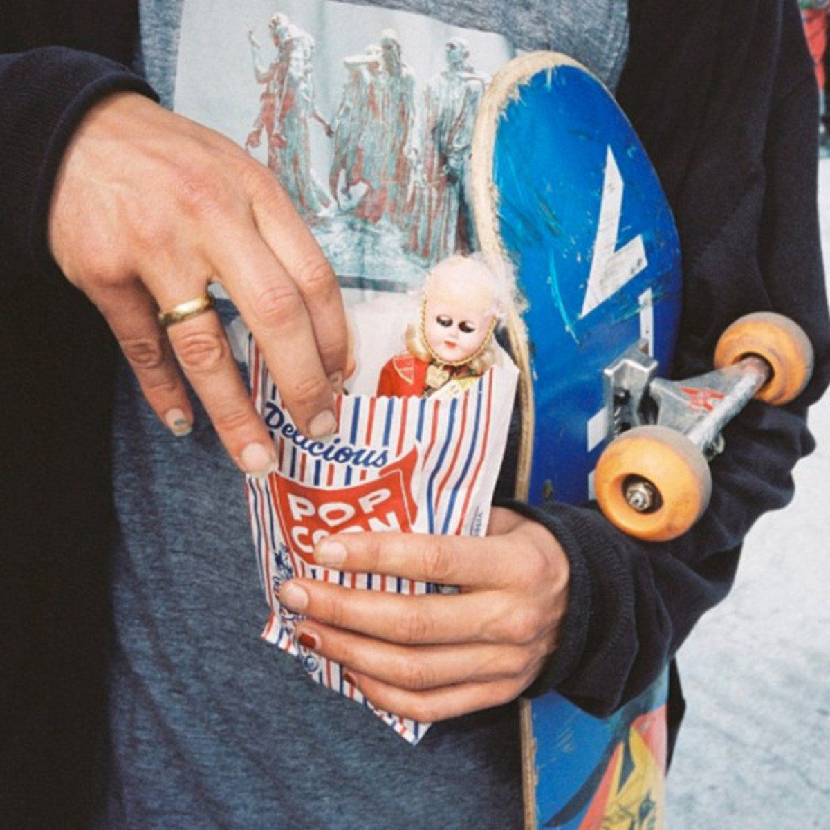 """""""This Is Janoski"""" by Pierre David and Desillusion Magazine 