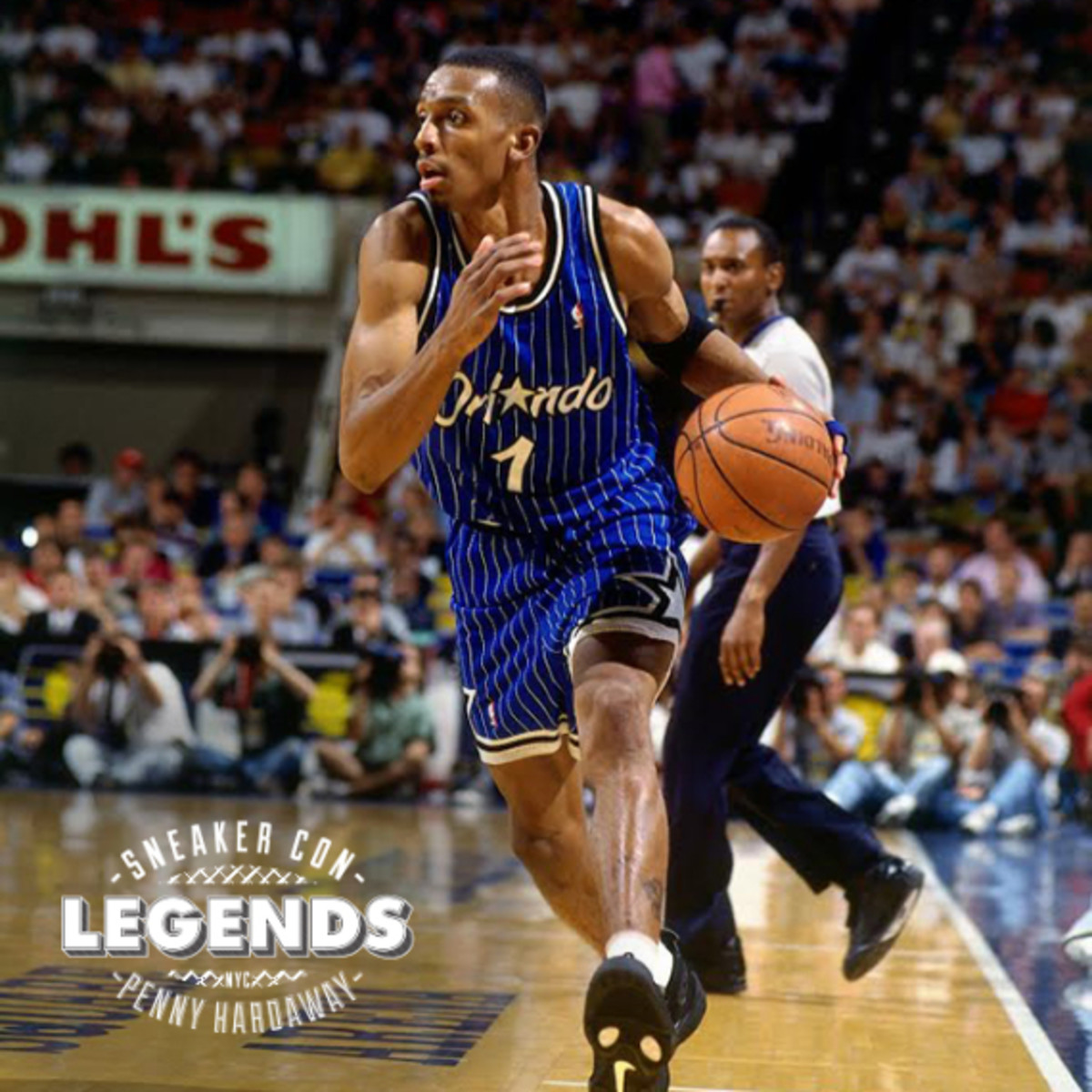 Sneaker Con Legends: Penny Hardaway - New York City | Saturday, December 6th 2014 - 0