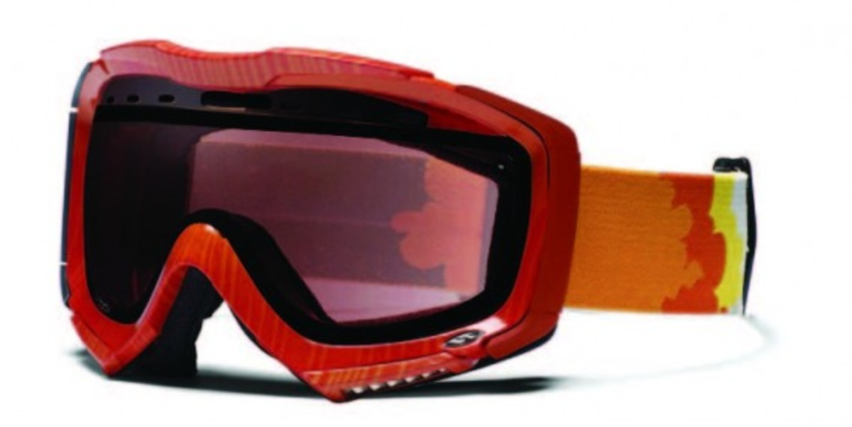 Smith x KRINK - Smith EXCLUSIVO Collection - Prodigy Goggle with Clouds