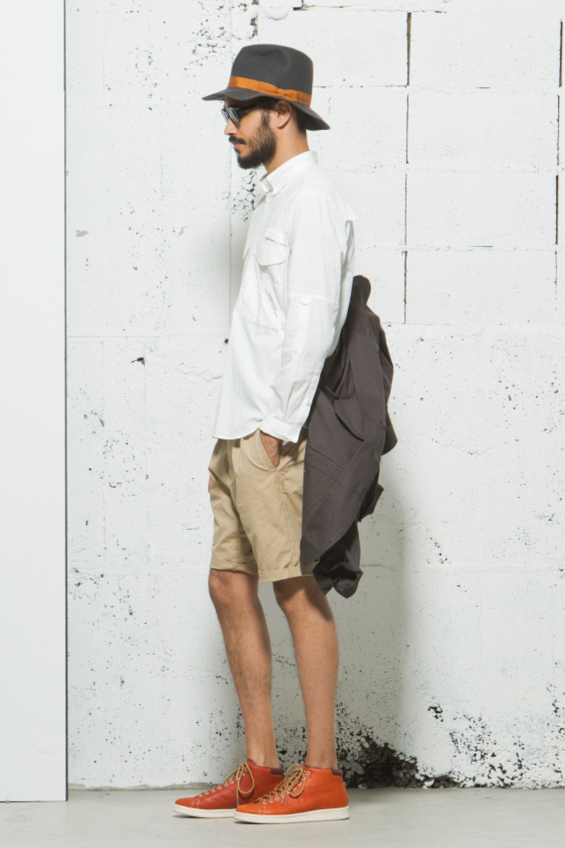 The Fourness by Kazuki Kuraishi – Spring/Summer 2015 Collection Lookbook - 15