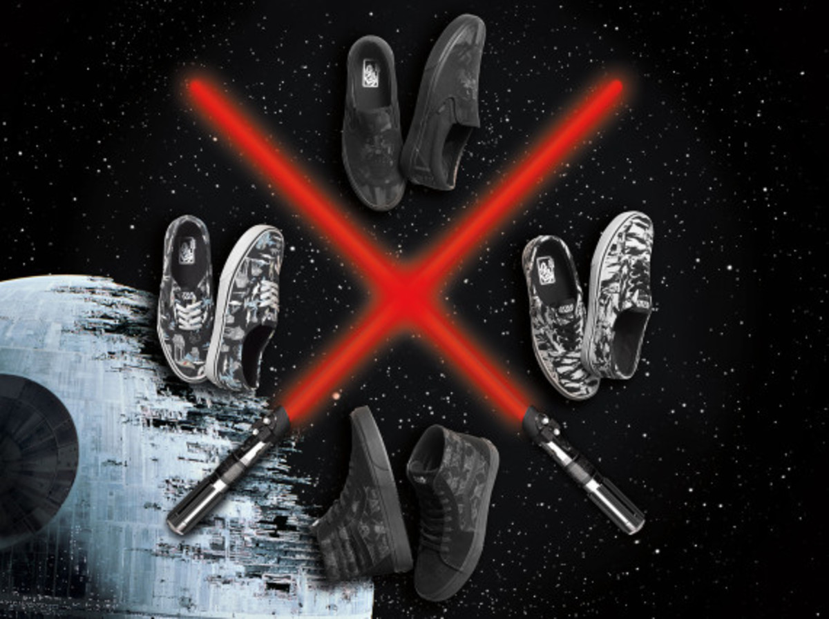 Star Wars x VANS – Holiday 2014 Collection - 1