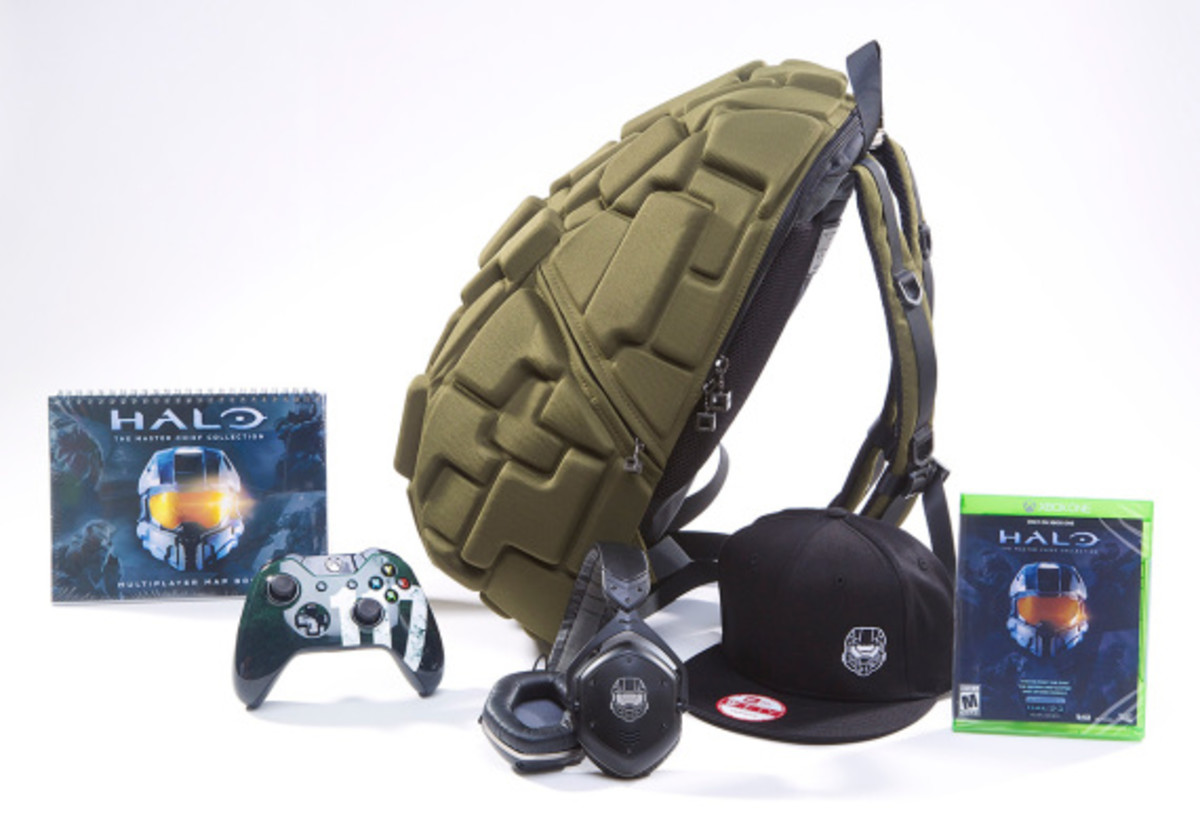 HALO: The Master Chief Collection - VIP Kit - 0