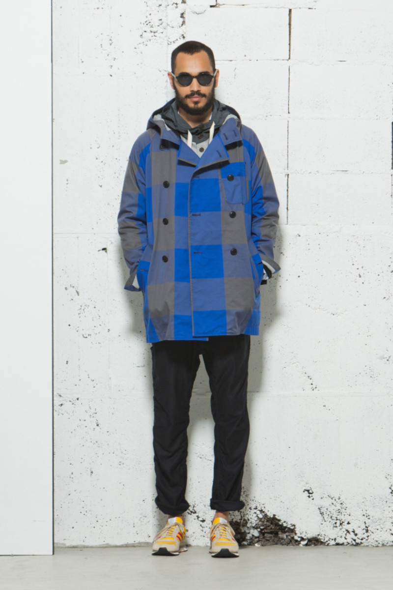 The Fourness by Kazuki Kuraishi – Spring/Summer 2015 Collection Lookbook - 9