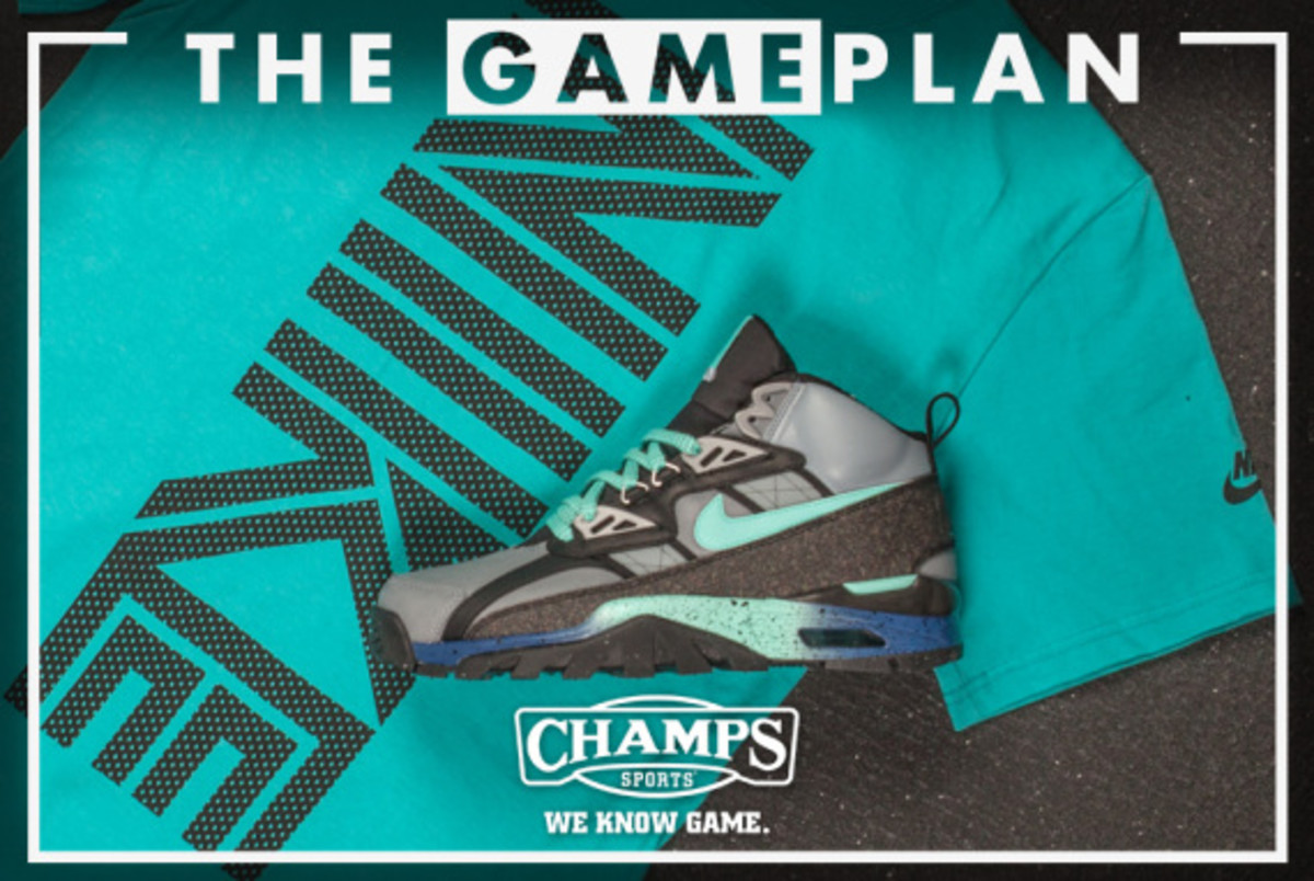 The Game Plan by Champs Sports - Nike Hyper Jade Collection - 3