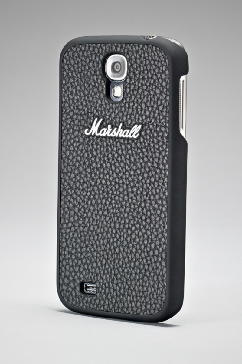 Marshall Phone Case - For Apple iPhone 5/5S & Samsung Galaxy S4 - 7