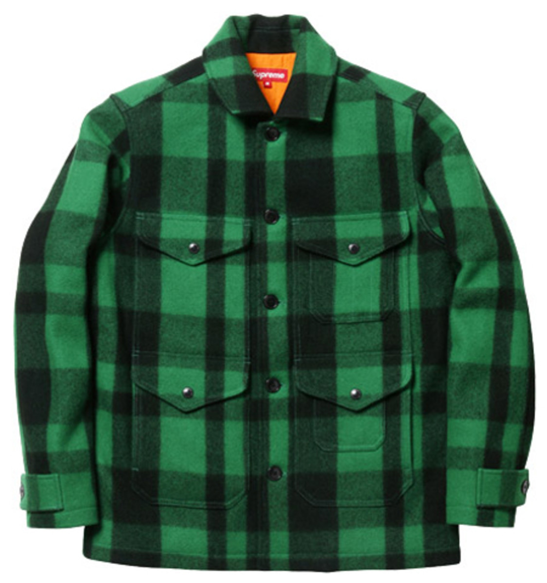 Supreme - Fall/Winter 2009 Collection - Plaid Flannel Jacket