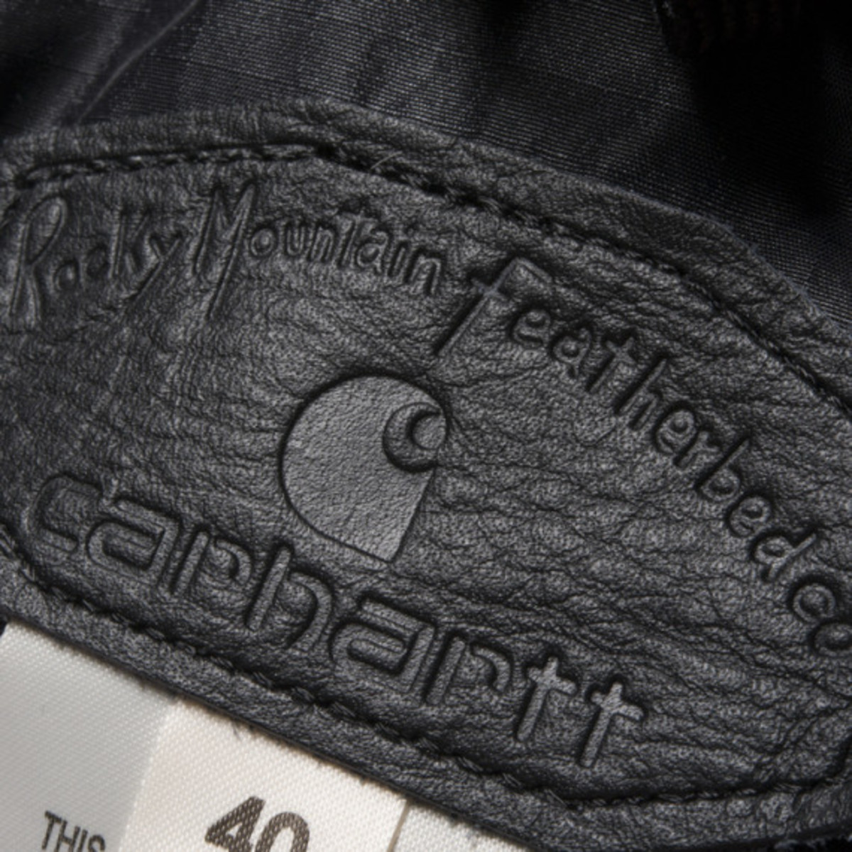 "Carhartt WIP x Rocky Mountain Featherbed - ""Christy"" Down Outerwear Collection - 20"