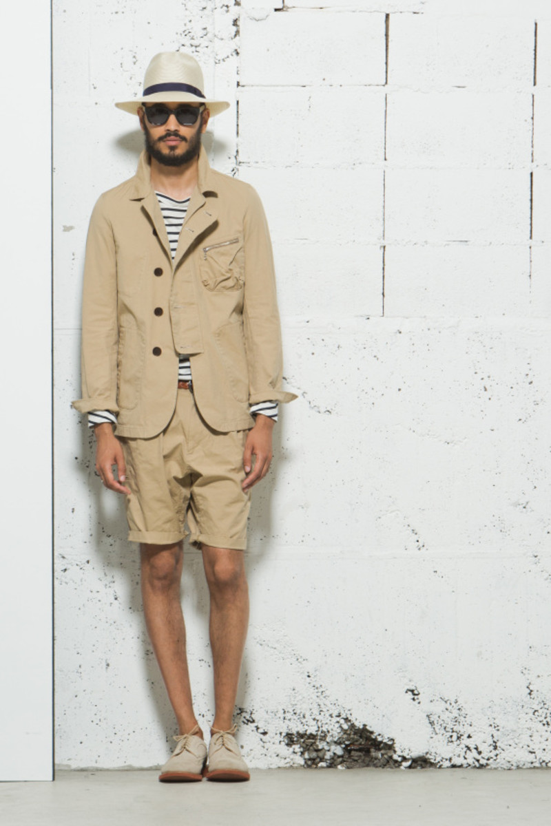 The Fourness by Kazuki Kuraishi – Spring/Summer 2015 Collection Lookbook - 2