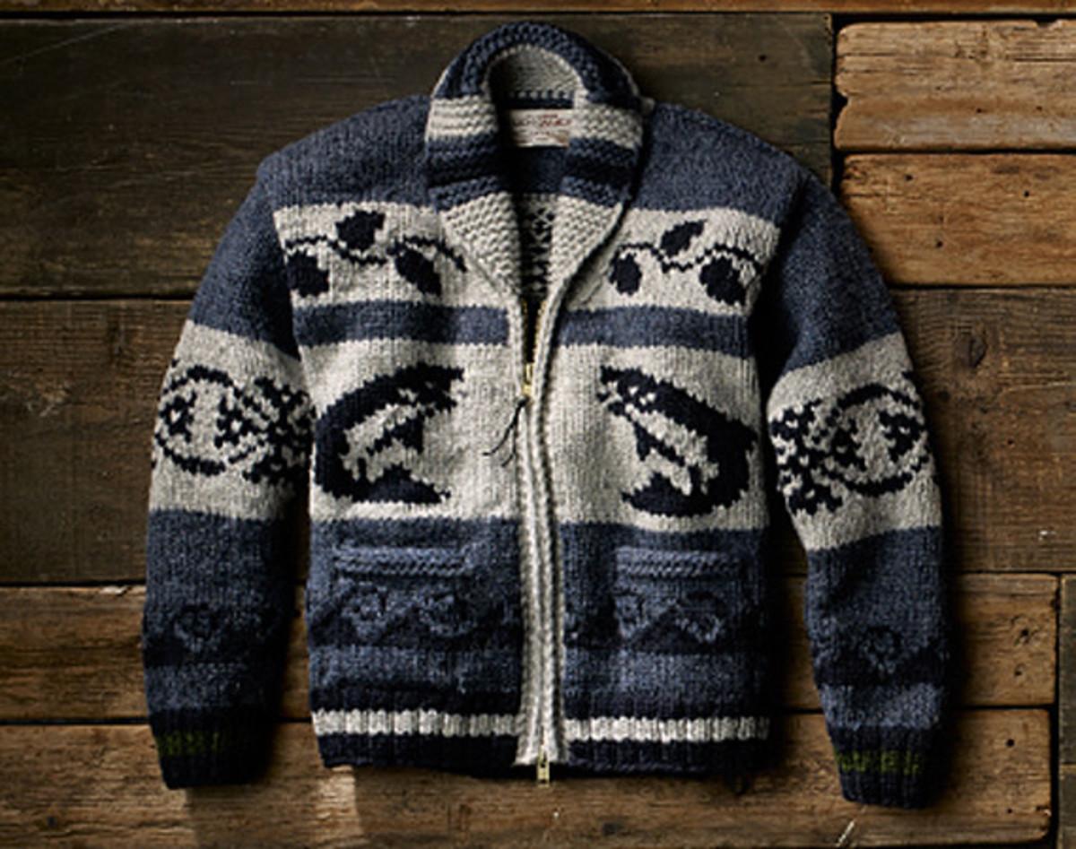 791fd4f796a Filson - Fall/Winter 2014 Cowichan Hand-Knit Collection - Freshness Mag