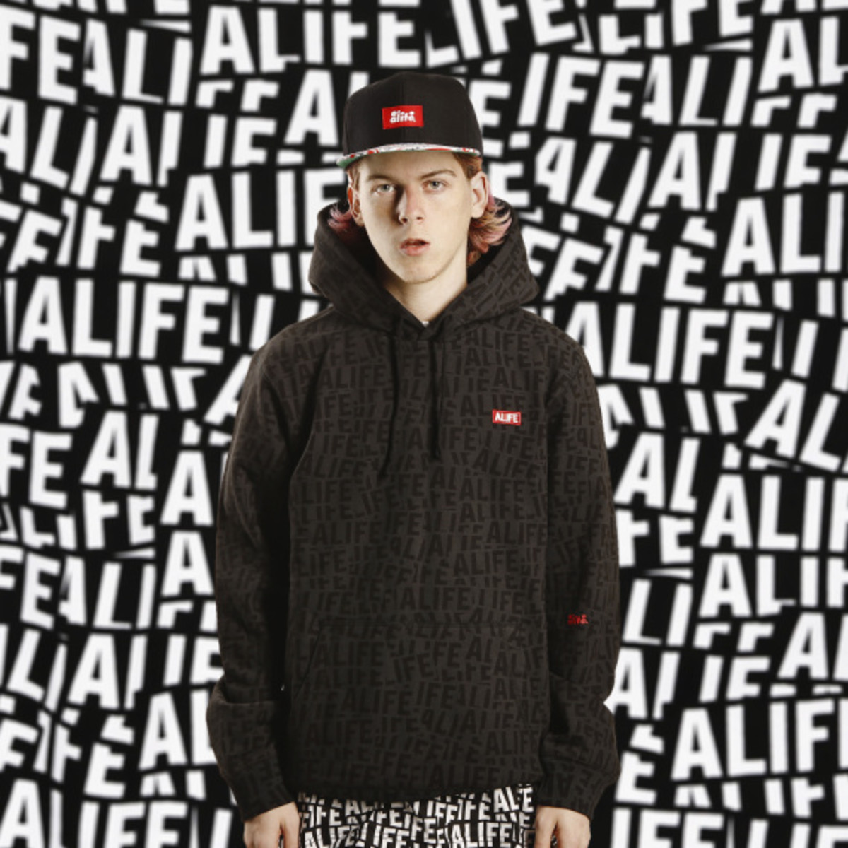 ALIFE - Holiday 2014 Collection Lookbook - 2